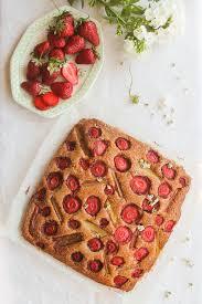 erdbeeren und rhabarber kuchen ohne milch