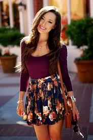 right ways to wear mini skirts u2013 street style inspiration looks