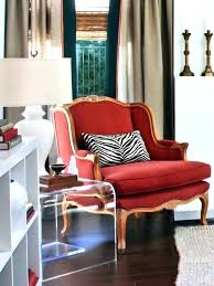Red Living Room Furniture Decorating Ideas Fresh Chair Stunning Decoration