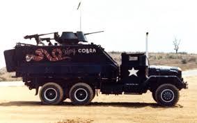 Vietnam Gun Truck -
