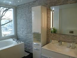 badezimmer renovation salzstein wand salzkristalle