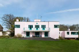 100 Art Deco Architecture Homes The House That Time Forgot Pink Mansion Almost