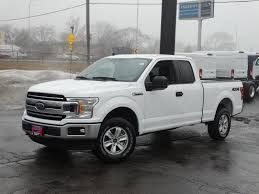 100 Ford Truck F150 New 2019 SuperCab Styleside For Sale Lyons IL