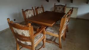 esstisch esszimmer holz tisch wohnzimmer in 69469 weinheim