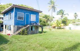 Historic 66 Year Old Caribbean Architecture Residence Union Island St Vincent And The Grenadines Stock