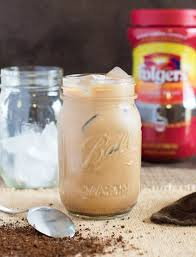 Creamy Vanilla Mocha Iced Coffee Recipe