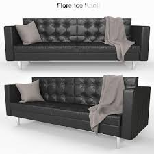 florence knoll canapé 3d florence knoll sofa cgtrader