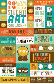 SLCC Art Show Poster