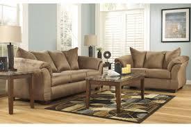 Ashley Darcy Mocha 2 Pc Living Room Set