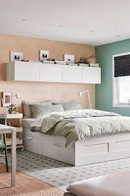 brimnes bed frame with drawers white ikea germany