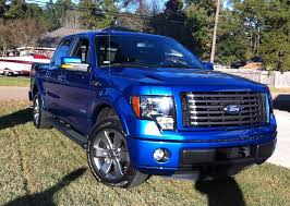 100 Lincoln Truck 2013 Ford F150 FX2 Ecoboost Flame Blue JBs La My Style