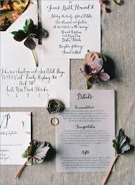 Modern Wedding Invitation Wording kuherbal