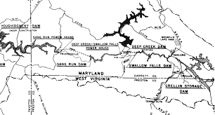 What Almost Wasn t Dams and the Youghiogheny History of the