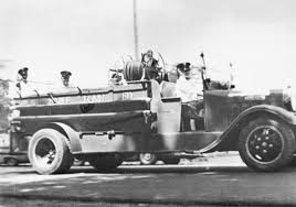 100 First Fire Truck S Maple Plain Department