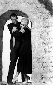 James Stewart And Kim Novak In