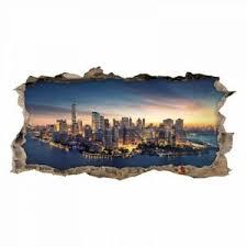 wandtattoo new york skyline amerika usa wolkenkratzer