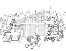 Free Printable Construction Vehicle Coloring Pages Vehicles Equipment Download Prin