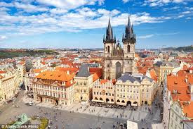 Eighth Placed Prague Remains Best Value For Meals And Drinks At Just Under GBP