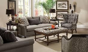 luxurious and splendid safari themed living room all dining room