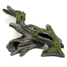 All Living Things Bogwood Reptile Ornament