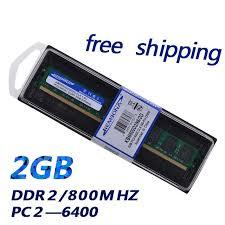 kembona meilleur testé ram mémoire pc de bureau longdimm 2 gb ddr2