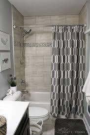 Shower Curtain Ideas For Small Bathrooms مرتبة معرض أقرض Shower Curtains For Small Bathrooms