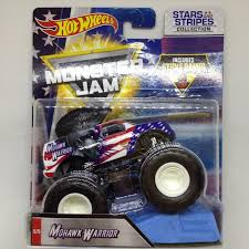 Julian's Hot Wheels Blog: Mohawk Warrior Monster Jam Truck (2017 ...