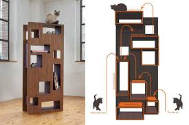 modern cat tower cat accessories cat tree cat shelves and cat