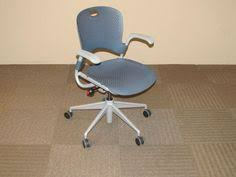 Herman Miller Caper Chair Colors by Herman Miller Caper Task Chair With Plastic Back And Mesh Seat
