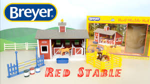 Breyer Red Stable Set - Horse Barn Toy - Kid Friendly Toys - YouTube Saddle Up With The Sleich Horse Club Riding Centre The Toy Insider Grand Stable Barn Corral Amazoncom Melissa Doug Fold And Go Wooden Ikea Hack Knagglig Crate For Horses Best Farm Toys Photos 2017 Blue Maize Breyer Stablemates Red Set Kids Ebay Life In Skunk Hollow Calebs Model How To Make Stall Dividers A Box Toy Horse Barns Sale Ideas Classics Country Wash Walmartcom Kid Friendly Youtube Traditional Deluxe Wood Cupola