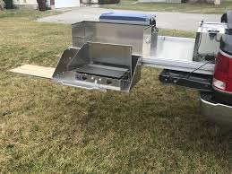 Truck Bed Pull Out Slide - Nuthouse Industries