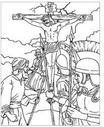 ColoringToolkit Lesson 9 Jesus Is Crucified On The Cross 23 Year Olds 45 If Youre In Market For Most Po