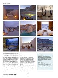 100 Aman Resort Usa Travel Essentials Issue 2 SeptemberOctober 2016 By Remember
