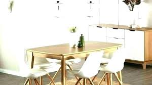 Retro Round Dining Table Set