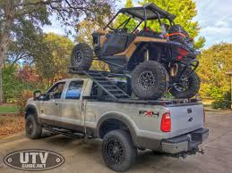 100 Utv Truck Rack UTV Transport UTV Guide