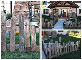 Halloween Graveyard Fence by 15 Halloween Decorations To Diy For Your Front Porch Bob Vila