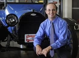 Homegrown Edwards Chevrolet founded in 1916 is almost as old as