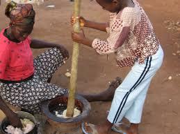 Fufu Recipe West African Mashed Yams