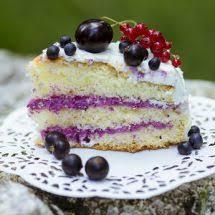 gâteau aux myrtilles une recette de dessert facile