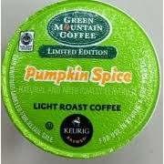Keurig Pumpkin Spice Coffee Nutrition by Green Mountain Coffee Roasters Coffee Pumpkin Spice 12 Ct K Cups