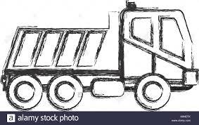 Construction Trucks Design Stock Vector Art & Illustration, Vector ...