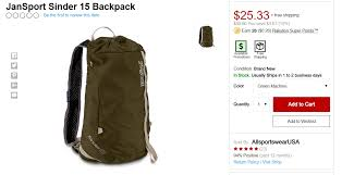 Jansport Promo Code Online / Columbus In Usa Ebags Massive Sale Includes Tumi And Samsonite Luggage Coupon Ebags Birthday Deals Twin Cities Mn Online Discount Code Gardeners Supply Company Coupon Dacardworld Promo For New Era Romans Codes Glassescom Promo 2018 Code Deal 2014 Classic Packing Cubes Travel 6pc Value Set Black Wonderful Ebags Codes 80 Off Coupons Jansport Columbus In Usa How To Get Free Amazon Generator Ninja Tricks At Stacking Offers For 50 Savings