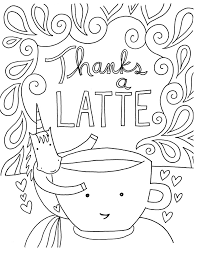 FREE Unicorn Coloring Book Page Download CakeSpy