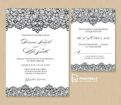 Wedding Invitations Templates Packed With Rustic