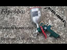 Parkside Pneumatic Air Sandblaster Gun PDSP 1000 B2 UNBOXING Lidl