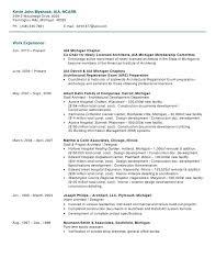 Personal Resume Amp Work Samples