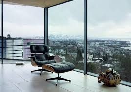 Eames Lounge Chair & Ottoman Armchair Vitra Vitra Eames Lounge Chair Fauteuil De Salon Twill Jean Prouv On Plycom Utility Design Uk Repos Grand And Ottoman Herman Miller Chaise Beau Frais Aanbieding Shop Plaisier Interieur By Charles Ray 1956 Designer How To Identify A Genuine Cherry Wood