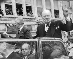 Iron Curtain Speech 1946 Definition by The Day Churchill Came To Town The