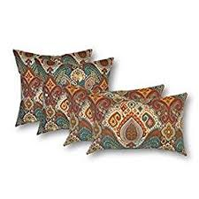 Resort Spa Home Set Of 4 Indoor Outdoor Pillows