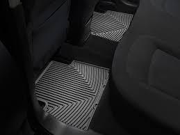 Nissan Armada Floor Mats Rubber by 2015 Nissan Rogue All Weather Car Mats All Season Flexible